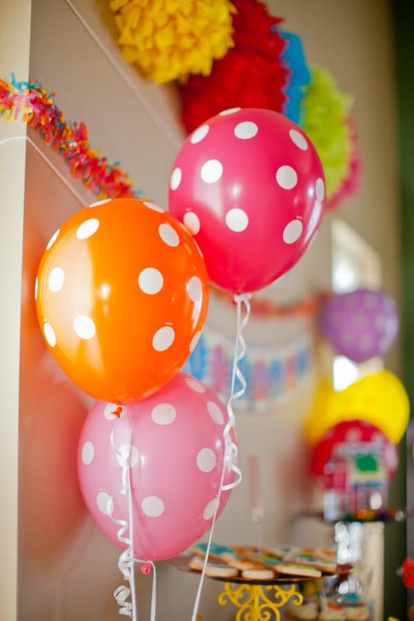 Girly Monster Bash via Kara's Party Ideas | KarasPartyIdeas.com #girl #birthday #monster #bash #party #ideas (16)