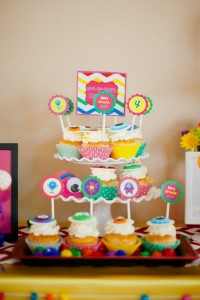 Girly Monster Bash via Kara's Party Ideas | KarasPartyIdeas.com #girl #birthday #monster #bash #party #ideas (15)