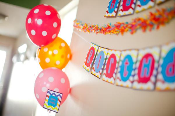 Girly Monster Bash via Kara's Party Ideas | KarasPartyIdeas.com #girl #birthday #monster #bash #party #ideas (9)