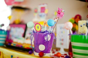Girly Monster Bash via Kara's Party Ideas | KarasPartyIdeas.com #girl #birthday #monster #bash #party #ideas (8)