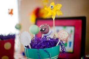 Girly Monster Bash via Kara's Party Ideas | KarasPartyIdeas.com #girl #birthday #monster #bash #party #ideas (5)