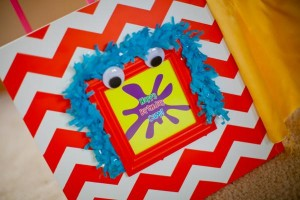Girly Monster Bash via Kara's Party Ideas | KarasPartyIdeas.com #girl #birthday #monster #bash #party #ideas (3)