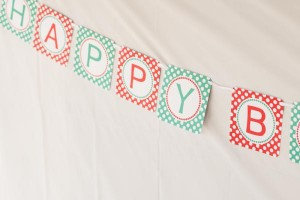 Aqua and Red Polka Dot Party via Kara's Party Ideas | KarasPartyIdeas.com #red #aqua #polka #dot #party #ideas (34)