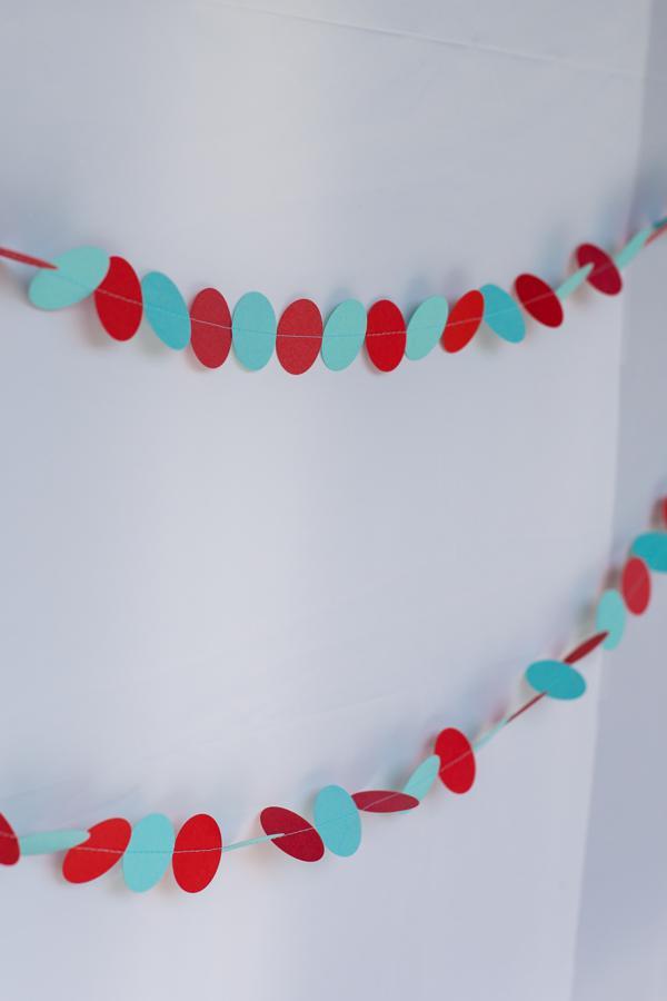 Aqua and Red Polka Dot Party via Kara's Party Ideas | KarasPartyIdeas.com #red #aqua #polka #dot #party #ideas (26)