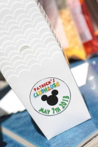 Mickey Mouse Clubhouse Party via Kara's Party Ideas | KarasPartyIdeas.com #mickey #mouse #clubhouse #party #ideas #supplies (76)