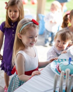 Aqua and Red Polka Dot Party via Kara's Party Ideas | KarasPartyIdeas.com #red #aqua #polka #dot #party #ideas (7)