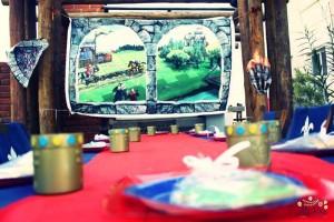 Knight Planning Ideas Birthday Party #ideas #supplies #idea #decorations #knight #medieval (13)