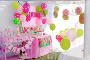 LaLa Loopsy Cake Decorating Birthday Party via Kara's Party Ideas | Kara'sPartyIdeas.com #lala #loopsy #cake #decorationg #party #supplies #ideas (6)