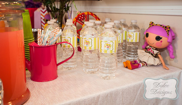 Lalaloopsy Party via Kara's Party Ideas | KarasPartyIdeas.com #lalaloopsy #party #supplies #ideas (11)