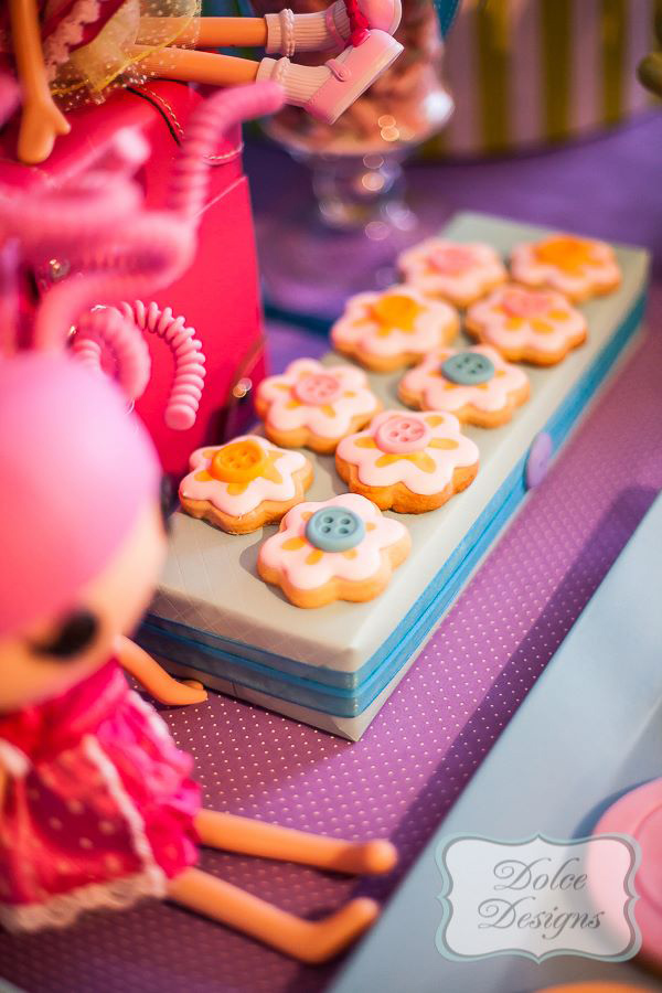 Lalaloopsy Party via Kara's Party Ideas | KarasPartyIdeas.com #lalaloopsy #party #supplies #ideas (6)