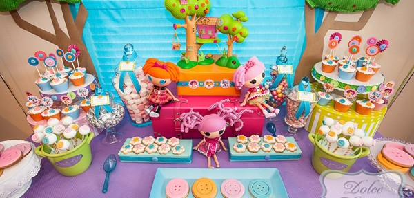 Lalaloopsy Party via Kara's Party Ideas | Kara'sPartyIdeas.com #lalaloopsy #party #supplies #ideas (3)