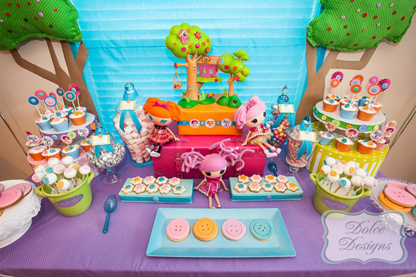 Lalaloopsy Party via Kara's Party Ideas | KarasPartyIdeas.com #lalaloopsy #party #supplies #ideas (3)