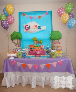 Lalaloopsy Party via Kara's Party Ideas | Kara'sPartyIdeas.com #lalaloopsy #party #supplies #ideas (16)
