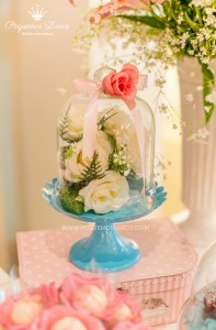 Little Birds Pink and Blue Party via Kara's Party Ideas | Kara'sPartyIdeas.com #little #birds #pink #and #blue #party #ideas #supplies (25)