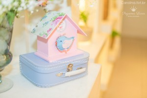 Little Birds Pink and Blue Party via Kara's Party Ideas | Kara'sPartyIdeas.com #little #birds #pink #and #blue #party #ideas #supplies (11)