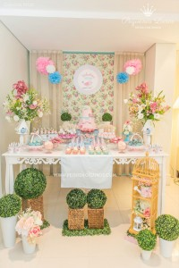 Little Birds Pink and Blue Party via Kara's Party Ideas | Kara'sPartyIdeas.com #little #birds #pink #and #blue #party #ideas #supplies (37)