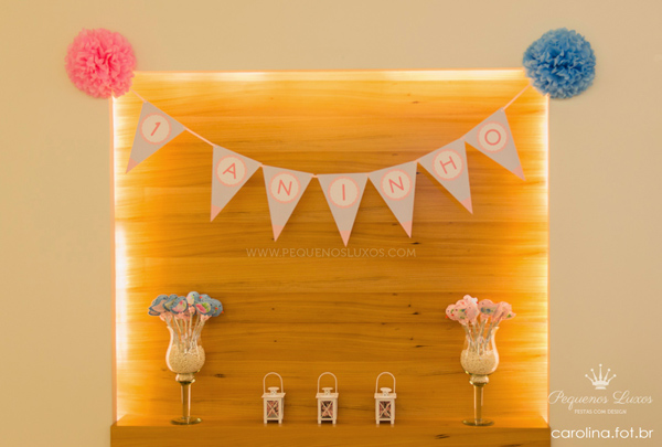 Little Birds Pink and Blue Party via Kara's Party Ideas | Kara'sPartyIdeas.com #little #birds #pink #and #blue #party #ideas #supplies (9)
