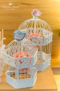 Little Birds Pink and Blue Party via Kara's Party Ideas | Kara'sPartyIdeas.com #little #birds #pink #and #blue #party #ideas #supplies (2)