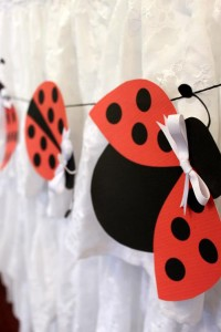 Lovebug 2nd Birthday Party via Kara's Party Ideas | Kara'sPartyIdeas.com #lovebug #ladybug #2nd #birthday #party #ideas #supplies #decorations (13)