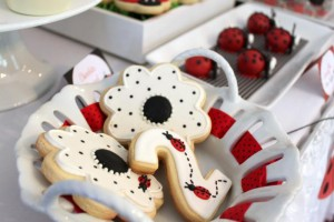 Lovebug 2nd Birthday Party via Kara's Party Ideas | Kara'sPartyIdeas.com #lovebug #ladybug #2nd #birthday #party #ideas #supplies #decorations (7)