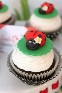 Lovebug 2nd Birthday Party via Kara's Party Ideas | Kara'sPartyIdeas.com #lovebug #ladybug #2nd #birthday #party #ideas #supplies #decorations (20)