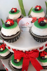 Lovebug 2nd Birthday Party via Kara's Party Ideas | Kara'sPartyIdeas.com #lovebug #ladybug #2nd #birthday #party #ideas #supplies #decorations (19)