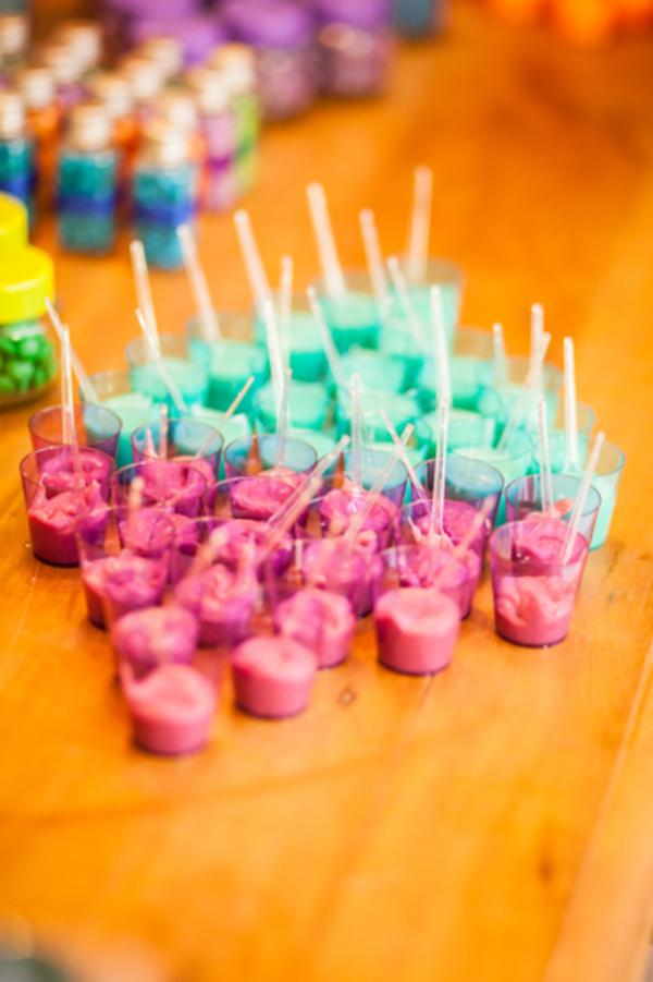 Lil' Monster Party via Kara's Party Ideas | KarasPartyIdeas.com #lil #little #monster #birthday #party #ideas (45)