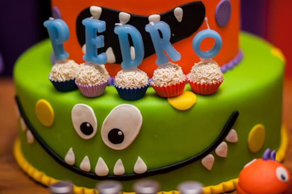 Lil' Monster Party via Kara's Party Ideas | KarasPartyIdeas.com #lil #little #monster #birthday #party #ideas (40)