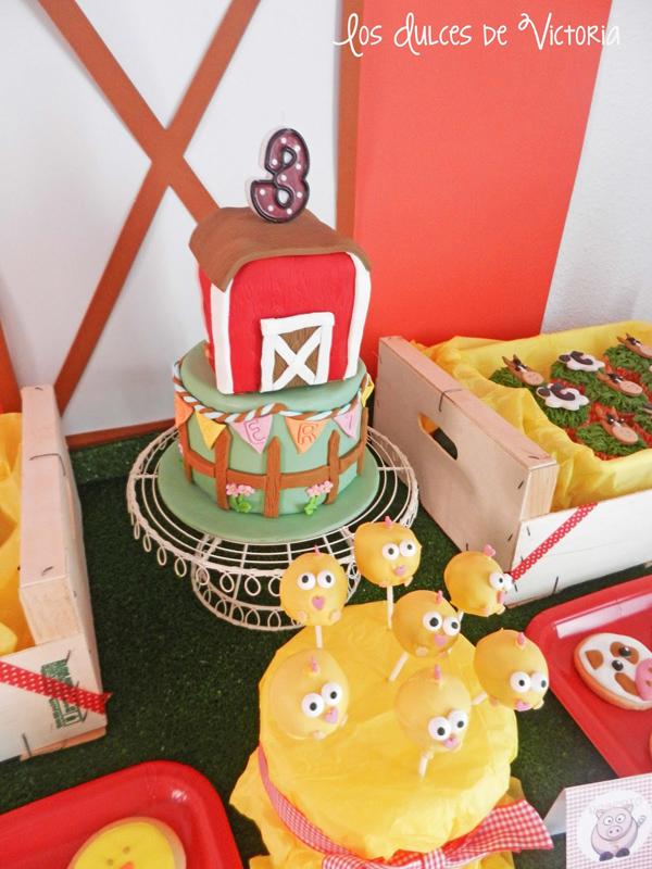 McDonald's Farm Birthday Party via Kara's Party Ideas | Kara'sPartyIdeas.com #mcdonald #farm #birthday #party #supplies #ideas (7)