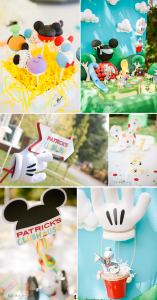 Mickey Mouse Clubhouse themed birthday party FULL of ideas! Via Kara's #Party #Ideas KarasPartyIdeas.com #mickeymousepartyideas #mickeymouse #clubhouse #party #supplies #planning #ideas