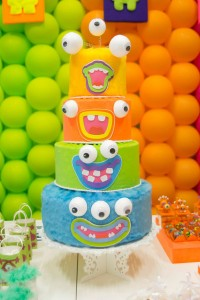 Monster Party via Kara's Party Ideas | Kara'sPartyIdeas.com #monster #party #ideas #supplies #planning (16)