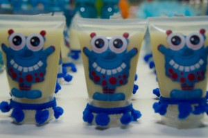 Monster Party via Kara's Party Ideas | Kara'sPartyIdeas.com #monster #party #ideas #supplies #planning (15)