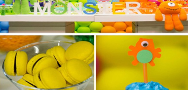Monster Party with Lots of Ideas via Kara's Party Ideas | Kara'sPartyIdeas.com #monster #party #ideas #supplies #planning (1)