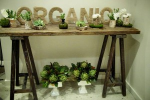 Organic Buffet and Veggie Bar via Kara's Party Ideas | Kara'sPartyIdeas.com #organic #buffet #veggie #bar (14)