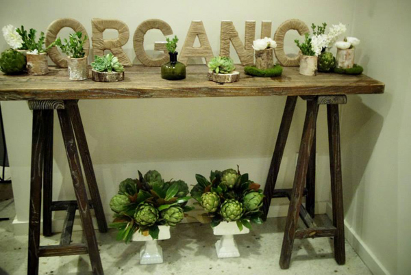 Organic Buffet and Veggie Bar via Kara's Party Ideas | KarasPartyIdeas.com #organic #buffet #veggie #bar (14)