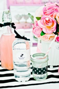 Paris Pamper Party via Kara's Party Ideas | Kara'sPartyIdeas.com #paris #pamper #party #supplies #ideas (10)