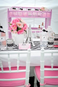 Paris Pamper Party via Kara's Party Ideas | Kara'sPartyIdeas.com #paris #pamper #party #supplies #ideas (8)