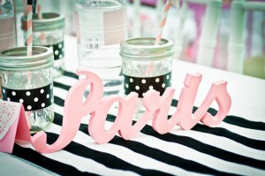 Paris Pamper Party via Kara's Party Ideas | Kara'sPartyIdeas.com #paris #pamper #party #supplies #ideas (2)