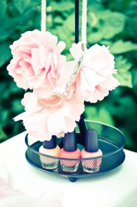 Paris Pamper Party via Kara's Party Ideas | Kara'sPartyIdeas.com #paris #pamper #party #supplies #ideas (22)