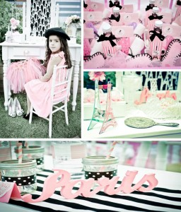 Paris Pamper Party with LOTS of Super Cute Ideas via Kara's Party Ideas | Kara'sPartyIdeas.com #paris #pamper #party #supplies #ideas
