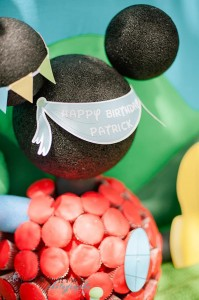 Mickey Mouse Clubhouse Party via Kara's Party Ideas | KarasPartyIdeas.com #mickey #mouse #clubhouse #party #ideas #supplies (20)