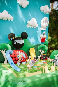 Mickey Mouse Clubhouse Party via Kara's Party Ideas | KarasPartyIdeas.com #mickey #mouse #clubhouse #party #ideas #supplies (16)