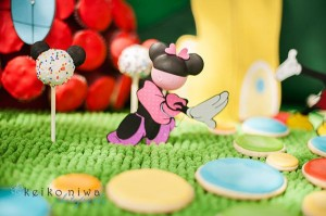 Mickey Mouse Clubhouse Party via Kara's Party Ideas | KarasPartyIdeas.com #mickey #mouse #clubhouse #party #ideas #supplies (15)