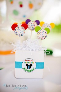 Mickey Mouse Clubhouse Party via Kara's Party Ideas | KarasPartyIdeas.com #mickey #mouse #clubhouse #party #ideas #supplies (41)