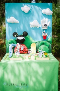 Mickey Mouse Clubhouse Party via Kara's Party Ideas | KarasPartyIdeas.com #mickey #mouse #clubhouse #party #ideas #supplies (28)
