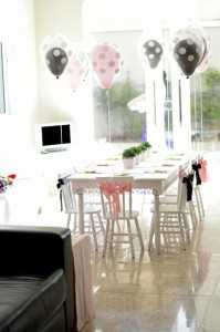 Pink Paris Party via Kara's Party Ideas | Kara'sPartyIdeas.com #pink #paris #party #planning #ideas #supplies (7)