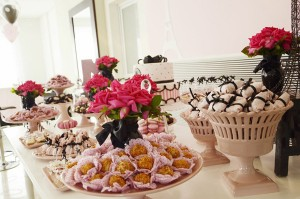 Pink Paris Party via Kara's Party Ideas | Kara'sPartyIdeas.com #pink #paris #party #planning #ideas #supplies (14)