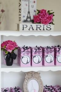 Pink Paris Party via Kara's Party Ideas | Kara'sPartyIdeas.com #pink #paris #party #planning #ideas #supplies (13)
