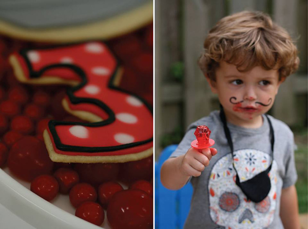 Pirate Third Birthday Party via Kara's Party Ideas | Kara'sPartyIdeas.com #pirate #third #birthday #party #supplies #ideas (21)