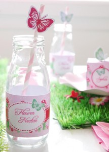 Pixie Fairy Party via Kara's Party Ideas | KarasPartyIdeas.com #pixie #fairy #pink #girl #party #ideas (30)